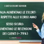 Escort i dati per la Sardegna