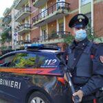 Carabinieri a senorbì paint