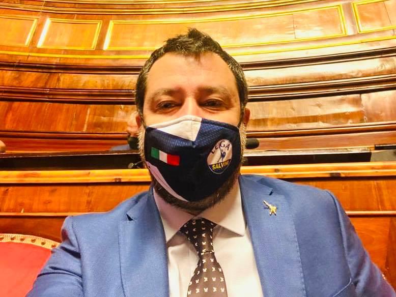 """Salvini contro l'esecutivo: """"Se non sanno governare si facciano da parte"""""""
