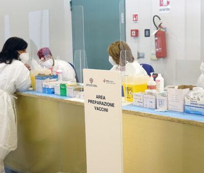 prenotazione vaccinazione